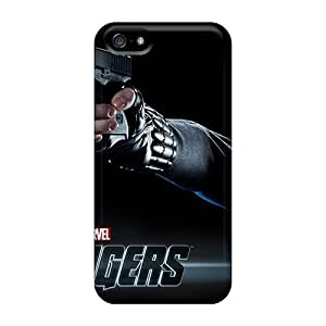 New Scarlett Johansson In The Avengers Cases Covers, Anti-scratch Rny14468mYFV Phone Cases For Iphone 5/5s