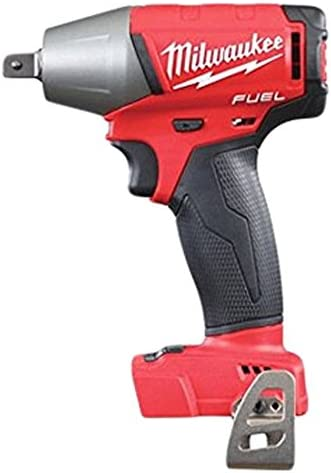 Milwaukee M18FIWP12-0 M18 Fuel Impact Wrench Pin Detent Naked-no Batteries or Charger 1//2