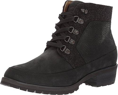 Para Hombre The Face North Negro Zapatos I4OHtOq