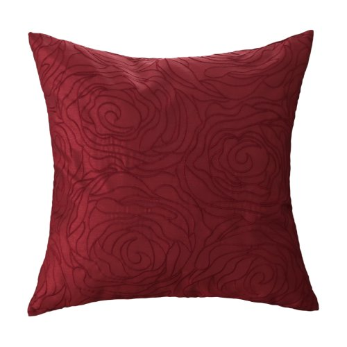 Floral Red Decorative Pillows WebNuggetz.com