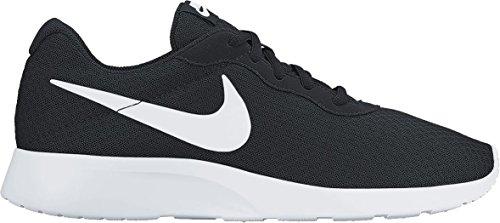 Nike Men's Tanjun Black/White Running Shoe Size 11 Men US