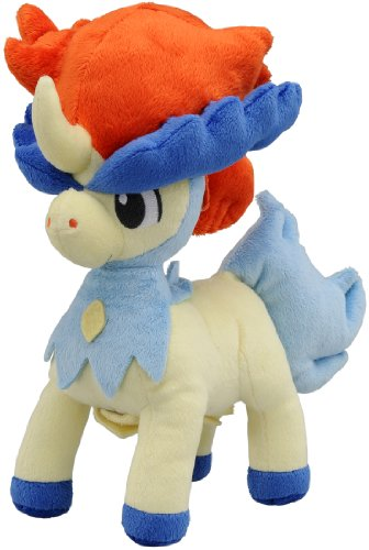 Takaratomy Pokemon Best Wishes Motion A Countivated Talking Plush - Keldeo