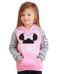 Children's Apparel Girls Minnie Mouse Pink Boy Hoodie