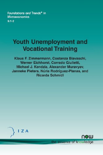 Youth Unemployment and Vocational Training (Foundations and Trends(r) in Microeconomics)
