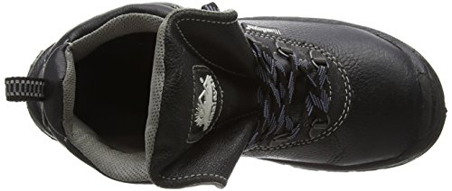 HimalayanIconic 5-Ring - Zapatos de Seguridad adultos unisex Negro (Black)