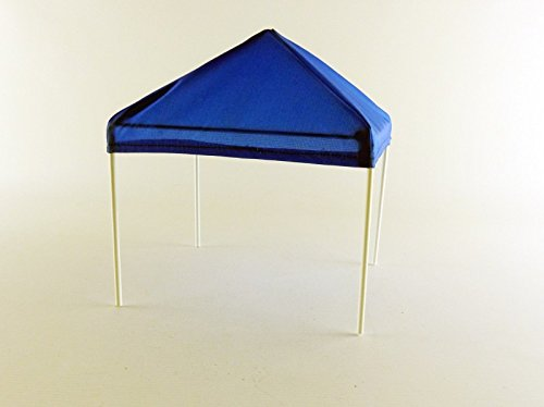 Used, American Diorama Canopy Accessory Blue Red 1 White for sale  Delivered anywhere in USA