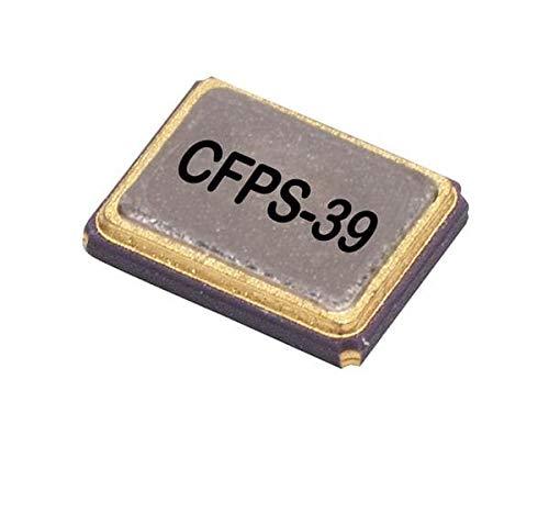 Standard Clock Oscillators 12.0MHz 3.2 x 2.5 x 1.2mm , Pack of 100 (LFSPXO025492Cutt)