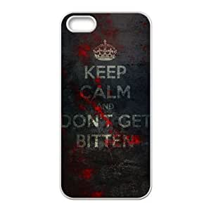iPhone 4 4s Cell Phone Case White The Walking Dead GJB Chumbak Phone Covers