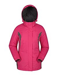 Mountain Warehouse Moon Womens Ski Jacket - Warm Winter Snow Coat