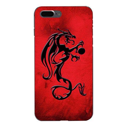 """Disagu Design Case Coque pour Apple iPhone 7 Plus Housse etui coque pochette """"Drachen"""""""