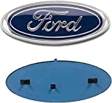 OSIRCAT for Ford Front Grille Tailgate Emblem - Oval 9