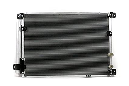 AC A//C Air Conditioning Condenser with Receiver Drier for Chevy Cadillac New