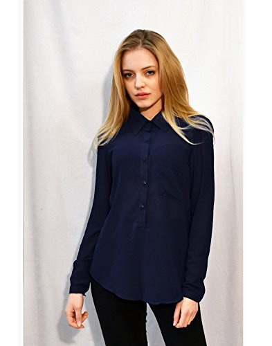 Exceptional Products - Camisas - para mujer azul marino