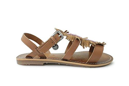 Maya Pepe Jeans Sandales Beige Beige Maya Pepe Jeans Sandales 6X6qxwZ