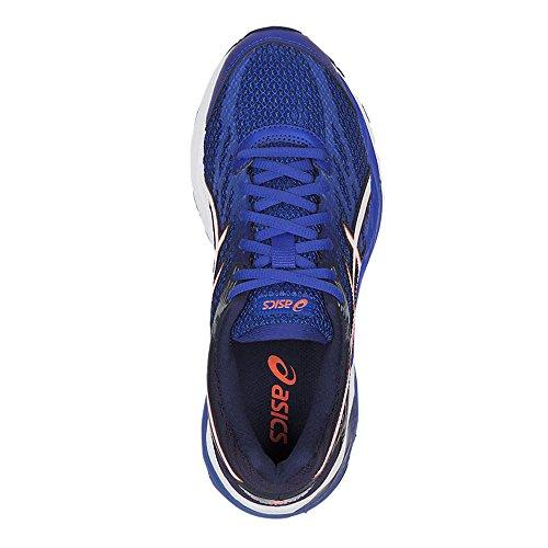 Zapatillas flux Azul 4 Correr Women's Asics Para Gel I1wqwCH