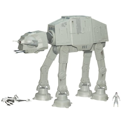 (Star Wars 2010 Vintage Collection Exclusive Boxed AT-AT)