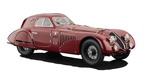 CMC-Classic Model Cars Alfa Romeo 8C 2900B Touring Coupe 1938 1:18 Scale Detailed Assembled Collectible Historic Antique…