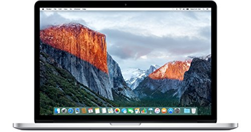 Apple MacBook Pro 13.3-Inch Laptop with Retina Display 2.6 GHz Intel i5, 8GB RAM, 128GB SSD ()