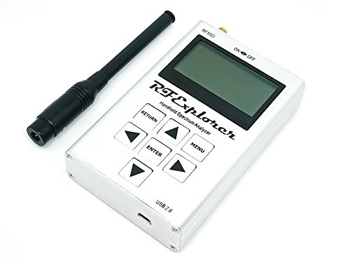 RF Explorer and Handheld Spectrum Analyzer model WSUB1G 240 - 960 MHz - Widescreen Models