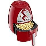 Fritadeira Premium, 220V, Mondial AF-14, Vermelho/Inox