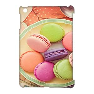Ipad Mini Macaron 3D Art Print Design Phone Back Case Use Your Own Photo Hard Shell Protection MIN091355