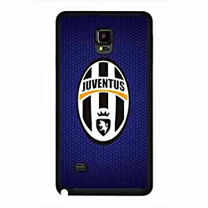 Goddardcase Juventus Football Club S.P.A funda For Samsung Galaxy Note 4 Back Cover Ng13