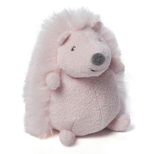 Gund Pokey Hedgehog Rattle Pink
