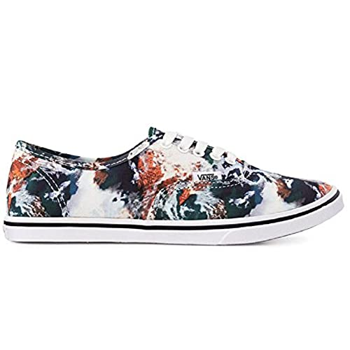 89e6c395a38 new Vans Authentic Lo Pro Earth Blue True White Unisex Adult Sneakers (6.5  Mens