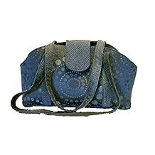 Cool blue revolutions Pet purse carrier