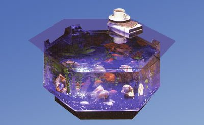 glass coffee tables for sale Aqua Coffee Table Aquarium