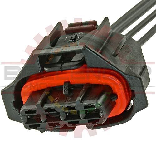 Ballenger Motorsports - 4 Way Sealed Plug BSK