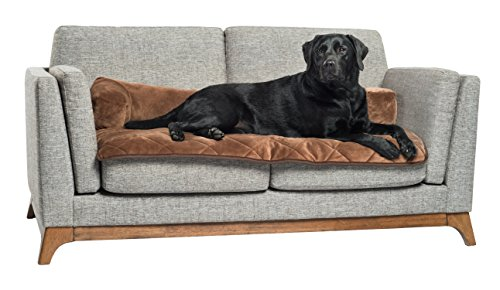 Pet Therapeutics TheraWarm Self Warming Sofa Bolster and Furniture Protector (Protector Pad Bolster)