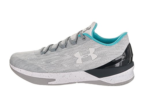Under Armour Mens Opgeladen Controller Wit / Staal / Wit