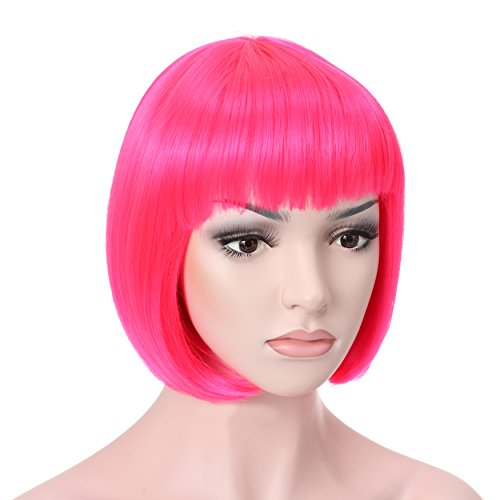 OneDo (Pink Costumes Wig)