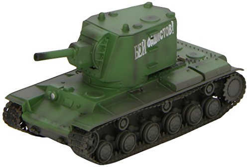 (Easy Model Kv-2 1939 Heavy Tank-Russian Army Die Cast Military Land Vehicles)