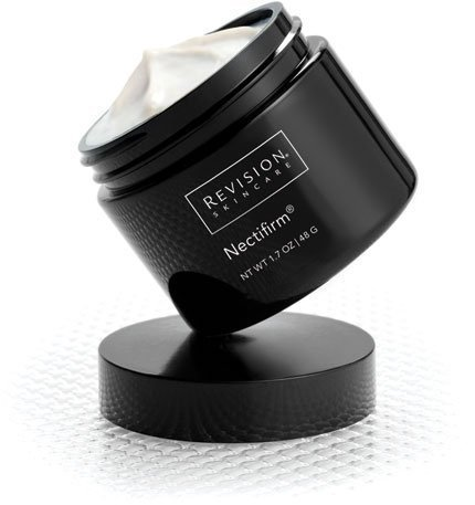 Advanced skin cream with peptide and vit C and E. Use twice daily to firm and tone the neck.. - Revision Nectifirm