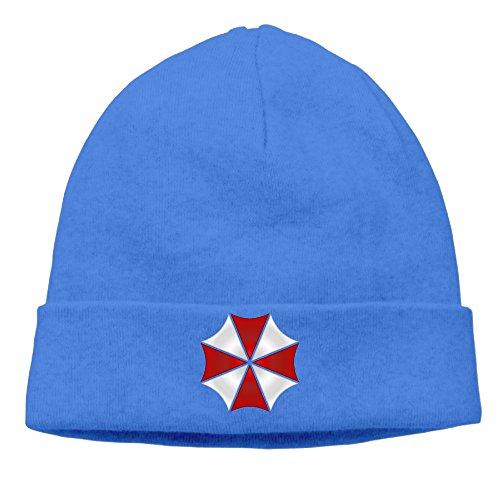 PHOEB Survival Horror Video Game Men's & Women's Beanie Cap Hat Ski Hat Caps Hip-hop Hat RoyalBlue