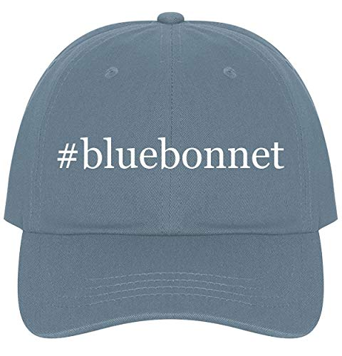 The Town Butler #Bluebonnet - A Nice Comfortable Adjustable Hashtag Dad Hat Cap, Light Blue, One - 30 Caps Echinacea
