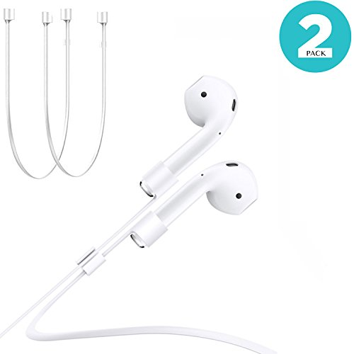 AirPods-StrapVIMVIP-2-Pack-iPhone-7-iPhone-7-Plus-Air-Pods-Sport-Wire-Cable-Connector-Silicone-Strap-for-Apple-Airpods-Never-Lose