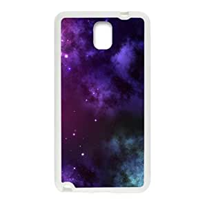 Puple Star Sky Hot Seller Stylish Hard Case For Samsung Galaxy Note3