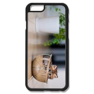 Alice7 Little Cat Case For Iphone 6,Nerd Iphone 6 Case