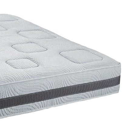 VivereZen-Colchón de 100% látex natural Pirelli-Biomaterasso Tamaño: 90 x 190