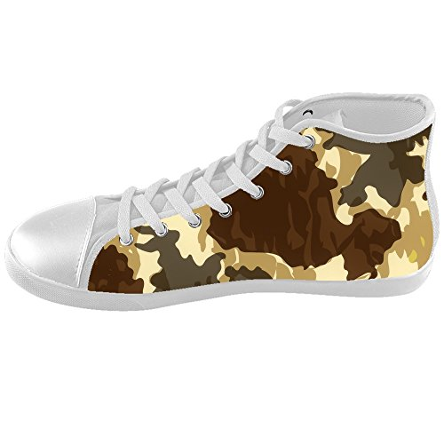 Kids Scarpe Scarpe Canvas Camuffamento Le Custom Shoes 5wXYzpxwq