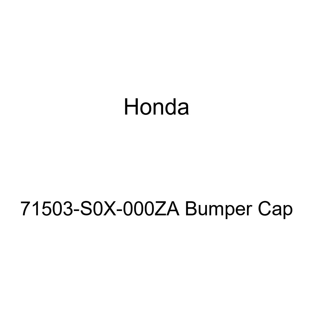 Genuine Honda 71503-S0X-000ZA Bumper Cap