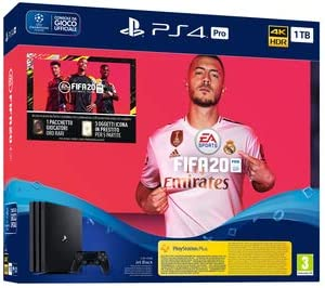 PS4 Pro + FIFA 20 - Special - PlayStation 4 [Importación italiana ...