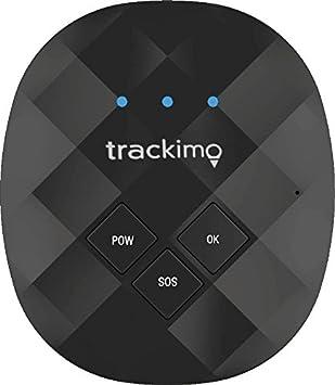 Trackimo trkm019 GPS Tracker Guard 2 G Negro