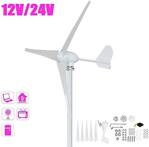 Beirich 500W / 600W Windturbine für Haus, Geschäft, RV mit Indomitable Blades Generation 2-Controller in 12/24-V-Optionen