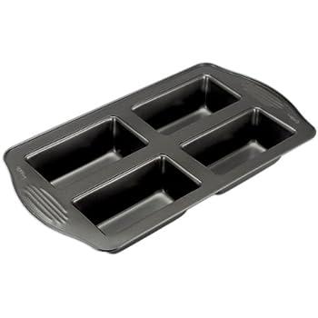 Wilton Excelle Elite 4-Cup Mini Loaf Pan