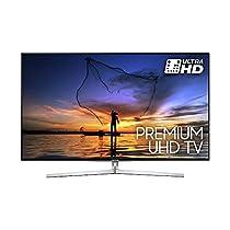 "Samsung UE55MU8000 55"" 4K Ultra HD Smart TV Wi-Fi Black,Silver LED TV"