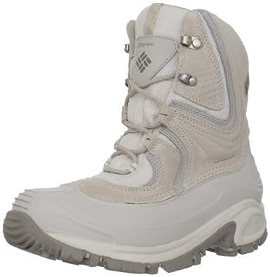 Columbia Women's Snowtrek Snow Boot,Winter White,6 M US